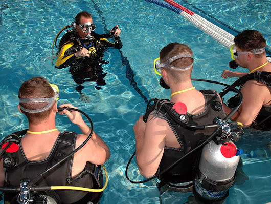 Major Requirements For Scuba Diving!