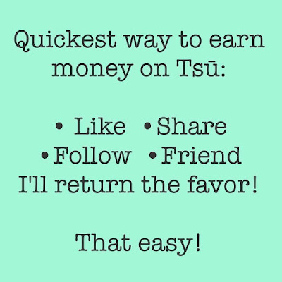 How To Earn Money online From tsu.co