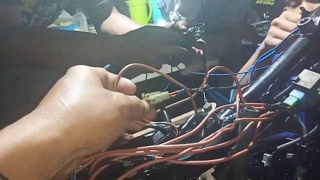 7 Teknik Perawatan Motor Saat Musim Hujan