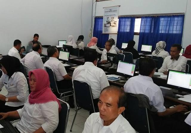 Soal Pretest UKG Pada PKB Untuk Kepala Sekolah Plus Kunci Jawaban