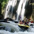 Sungai Manna Tempat Arung Jeram Terbaik dengan Keindahan Alam Memukau