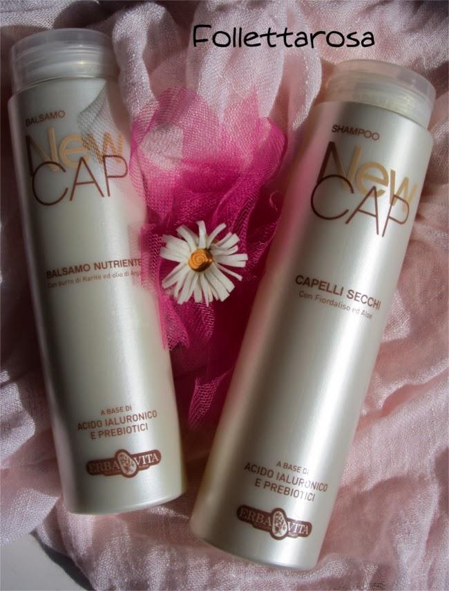 shampoo e balsamo erba vita