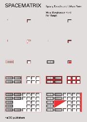 Livro: Spacematrix: space, density and urban form / Autores: Meta Berghauser Pont e Per Haupt