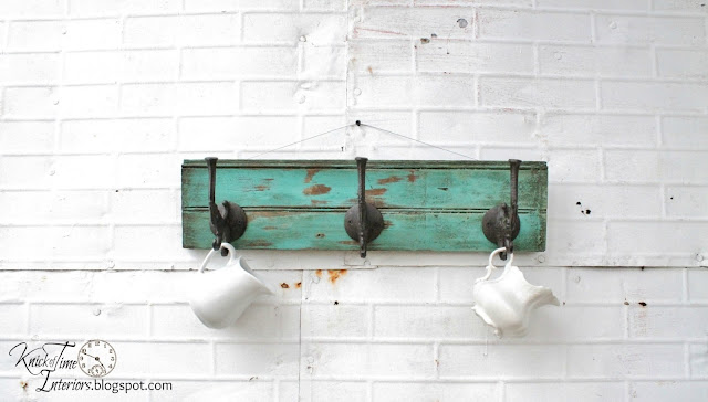 Lovely DIY Chalk Style Paint | Knick of Time JN79
