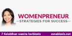 7 Keunggulan Wanita Ketika Berbisnis yang Bikin Para Pria Sirik