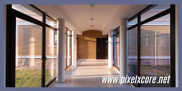 Hiasi Lorong Rumahmu Dengan Dinding Minimalis