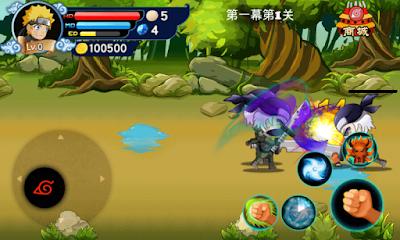 Naruto Shippuden Chibi Battle MOD APK3