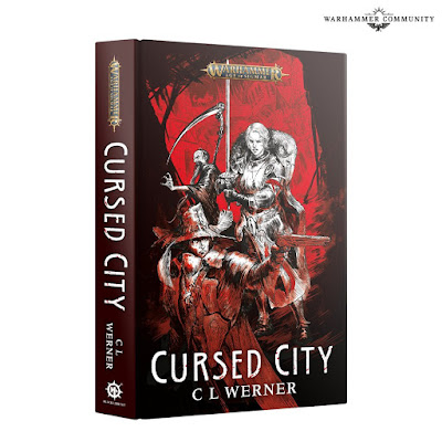 Warhammer Quest: Cursed City novela