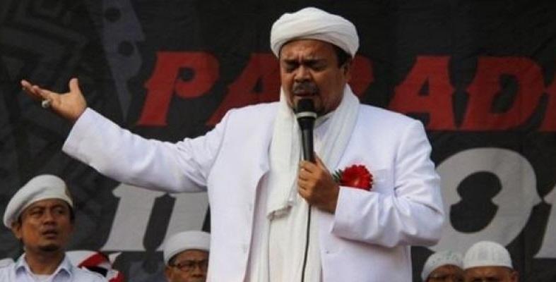 Kejaksaan Kembalikan Berkas Tiga Kasus Habib Rizieq Shihab