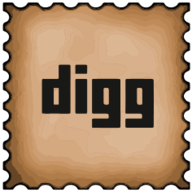 digg stamp icon