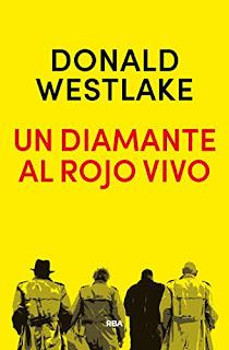 Un diamante al rojo vivo - Donald Westlake