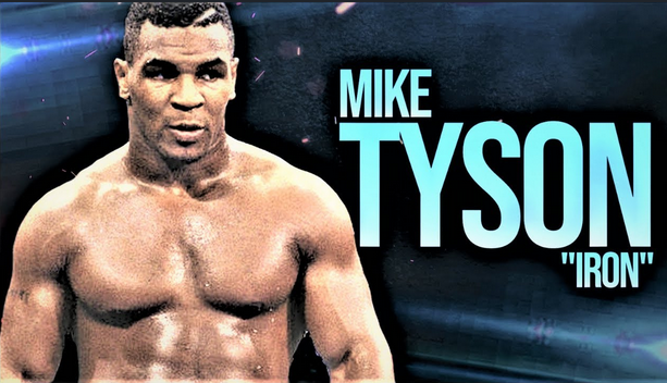 I will be very happy to see Mike Tyson back in boxing once more, he is my role model