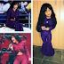 Chris Brown's daughter dresses as Selena for Halloween