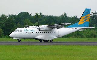 CN-235 Merpati Nusantara Airlines