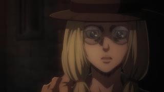 Hellominju.com : 進撃の巨人4期 アニメ 『アニ・レオンハート』    Attack on Titan Annie Leonhart   Hello Anime !