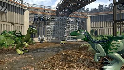 Lego Jurassic World Review