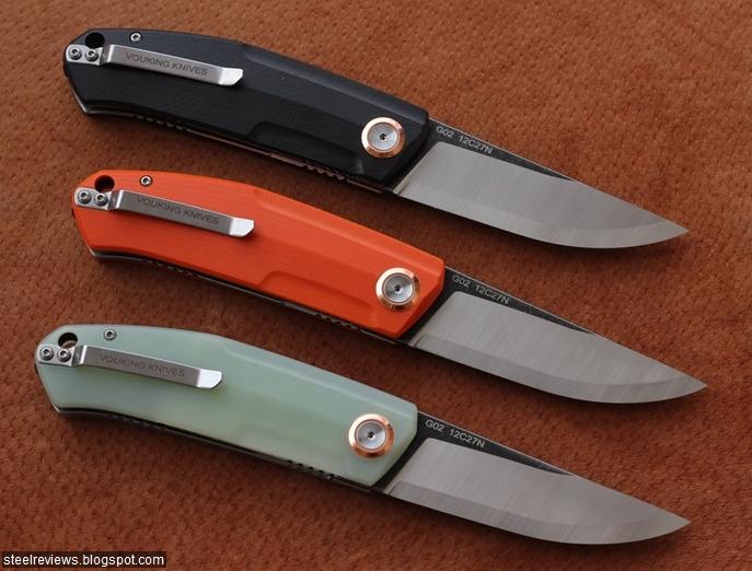 Steel Reviews: New knife & folder deals (Maxace, Bear Claw