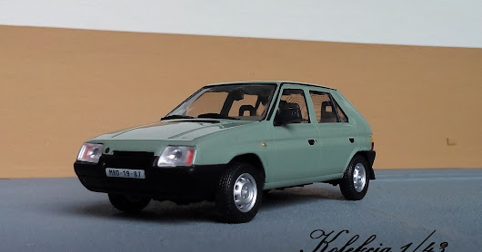 Skoda Favorit Abrex