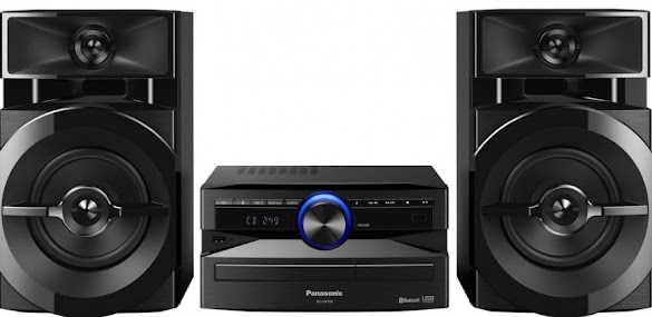 Mini Audio Compo dari Panasonic