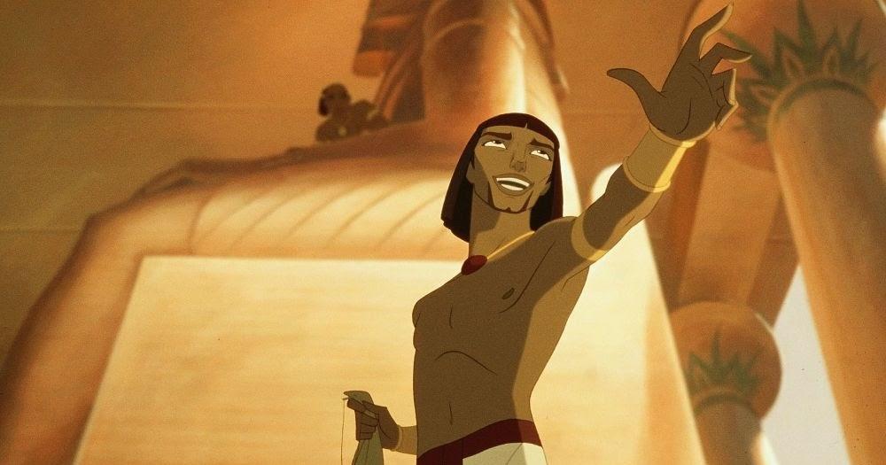 the prince of egypt full movie vodlocker
