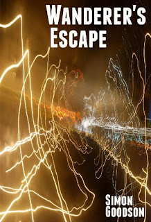 Wanderer's Escape - epic space opera by Simon Goodson