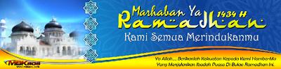 5 Contoh Desain Spanduk Ramadhan untuk inspirasi kamu