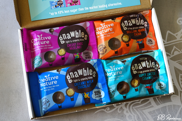 Creative Nature - Mixed Gnawbles Taster Pack
