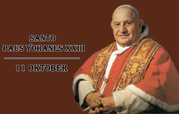Santo Paus Yohanes XXIII
