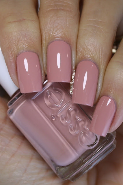 Essie Bare with Me swatch and review