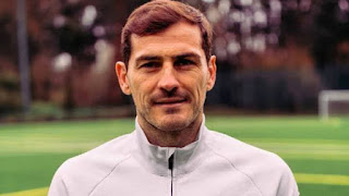 former Madrid captain Casillas explain why  withdraw from Spain FA president race