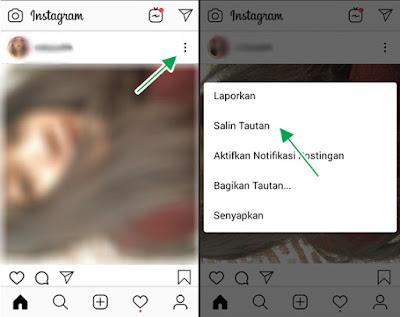 Cara Mengetahui URL Instagram