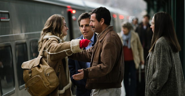 Adam Sandler Ben Stiller Noah Baumbach | The Meyerowitz Stories (New and Selected