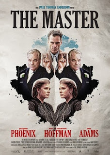 THE MASTER 2012 MOVIE POSTER