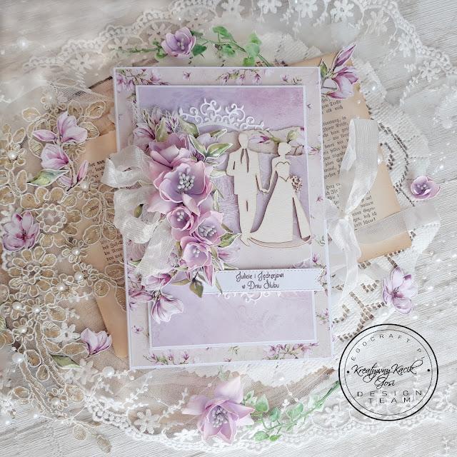 Ślubna kartka książka