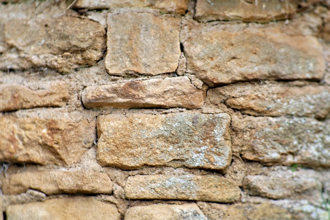 Fassaden&Mauern #16 — Alte Stützmauer