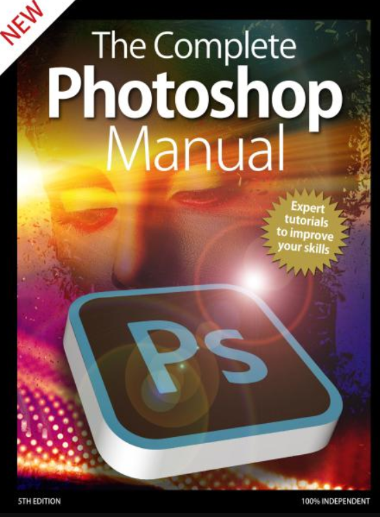 The Complete Photoshop Manual – 5th Edition 2020