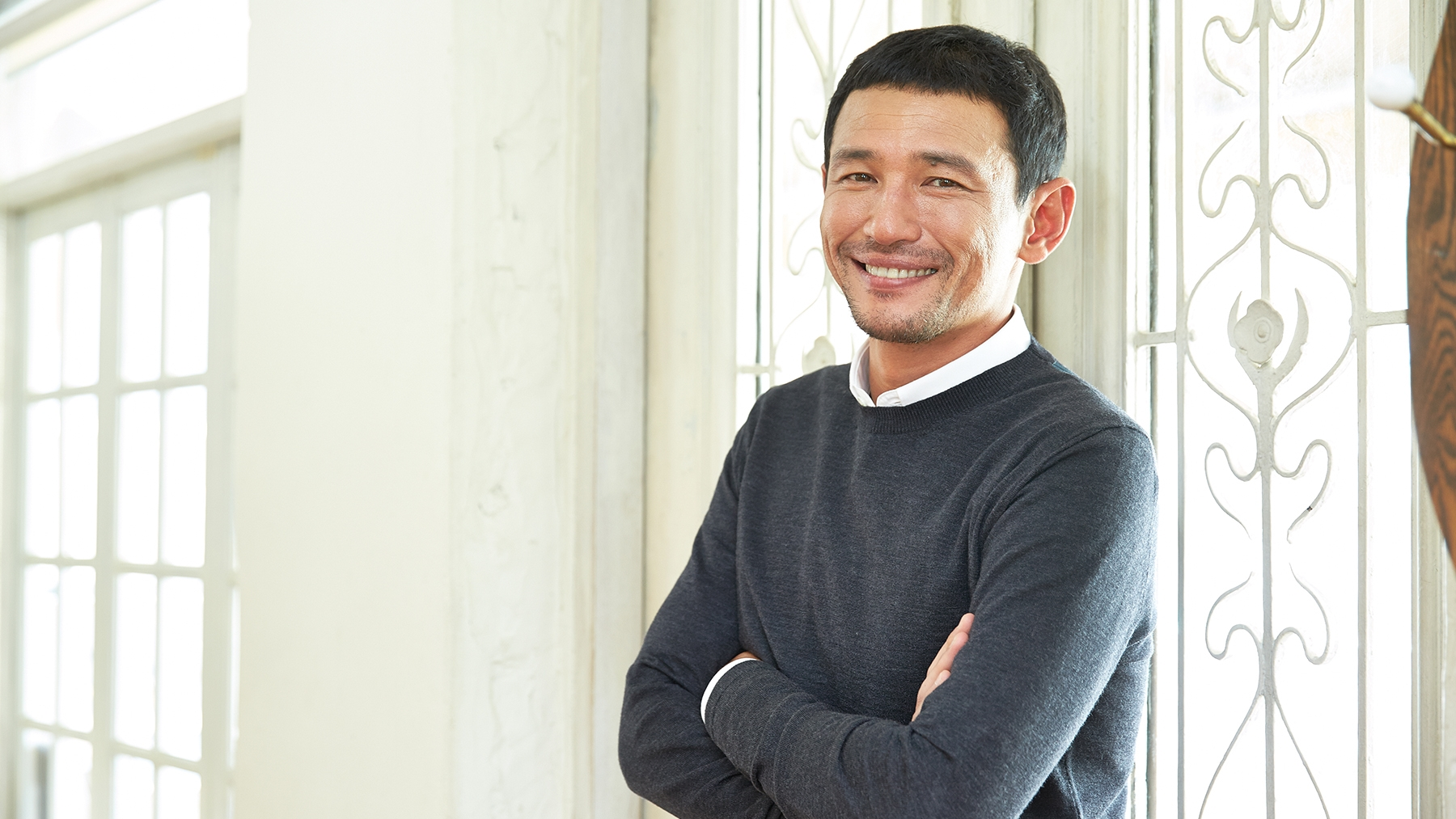 Actor Hwang Jung Min Was Taken to The Hospital, The Agency Give a Statement