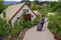 Glamping In Slovenia Garden Village Bled - Aussie