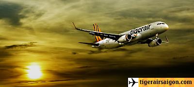 Vé máy bay Tiger Air quận 3