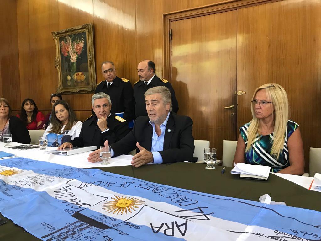 Poder Naval: Operaciones de búsqueda del Submarino ARA San Juan ...