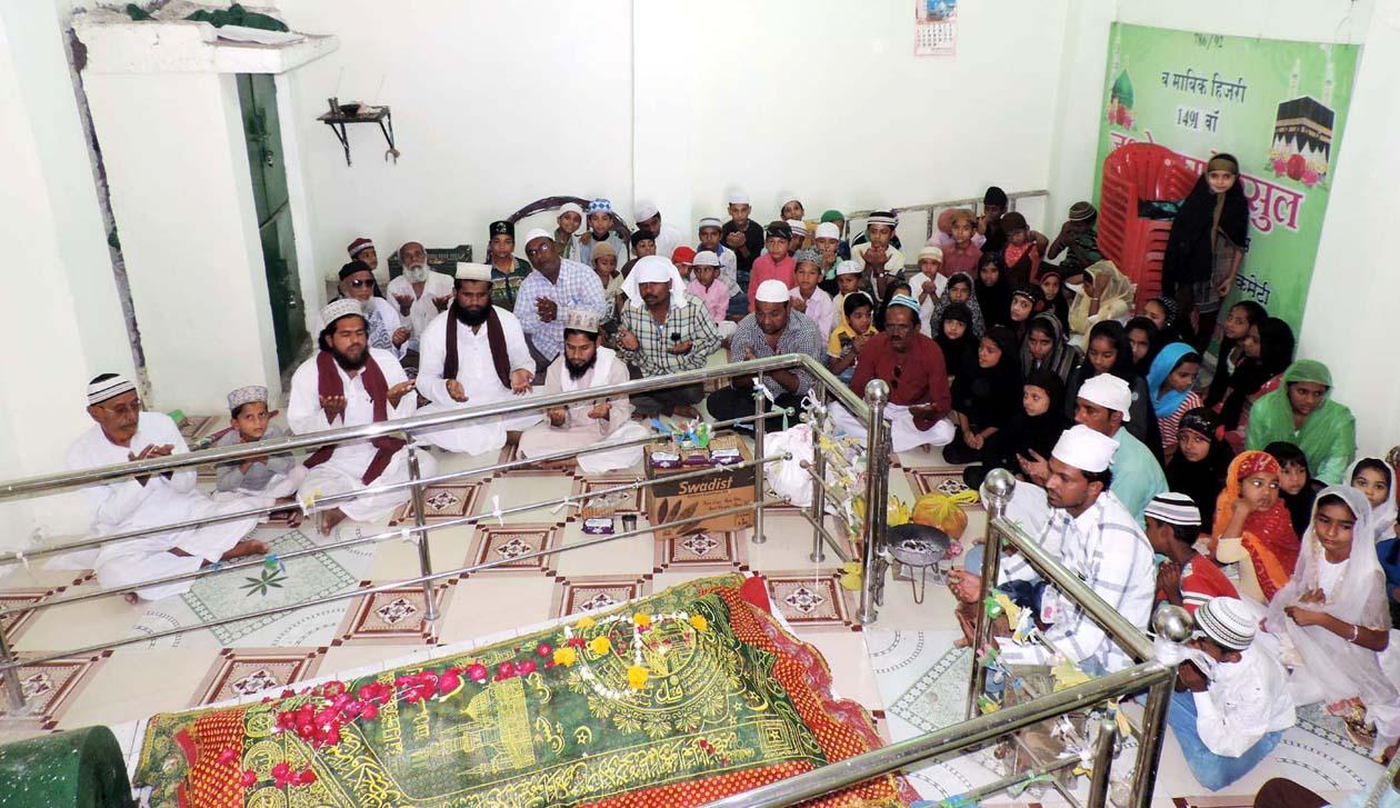 Procession-of-chadar-shariff-will-come-out-tomorrow-in-city-under-Urs-Mubarak- उर्स मुबारक के तहत शहर में कल निकलेगा चादर शरीफ का जुलूस