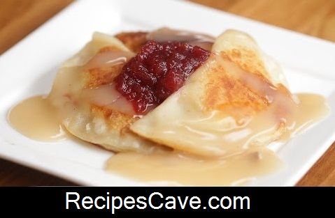 Thanksgiving Leftovers Pockets Recipe