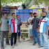 PUK FSPTSI-KSPSI Desa Dolok Merawan Menegakkan Plang Keabsahan Tanda Keberadaannya Diakui Oleh Pemerintah.