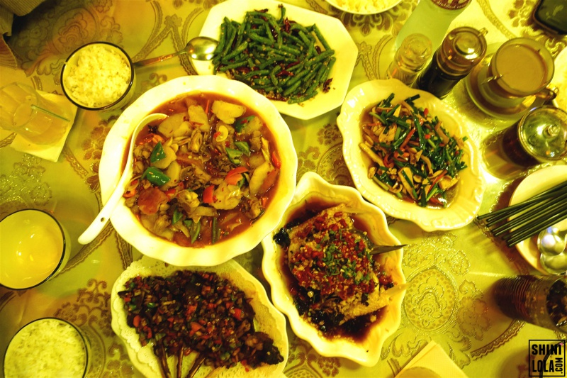 Lou Lan Islam Restaurant