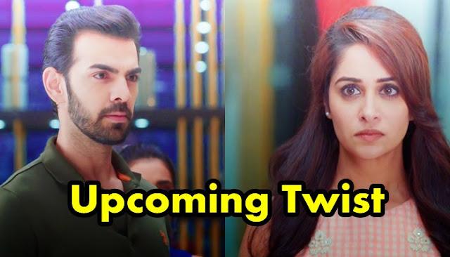 Good News : Rohit saves Sonakshi from Karan in Star Plus Kahan Hum Kahan Tum