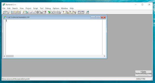 Cara Mudah Install Borland C++ 5.5 Terbaru Di Windows 32 Bit Dan 64 Bit - Cintanetworking.com