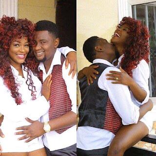 Chacha Eke has ended her marriage with Austin Eke