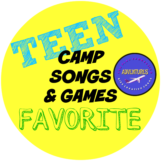 Circle Games and Activities for Youth: Camp Songs : Summer Camp