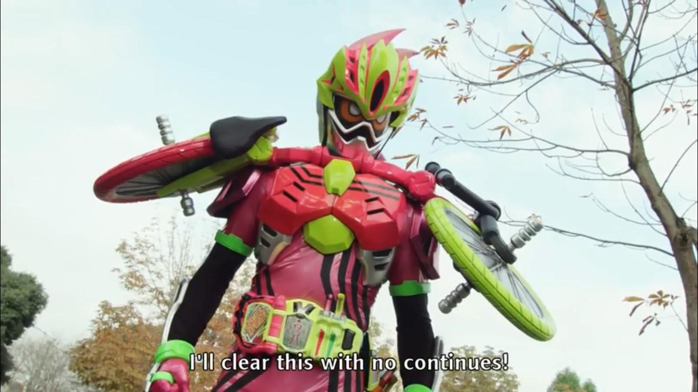 Kamen Rider Ex-Aid Subtitle Indonesia Episode 12