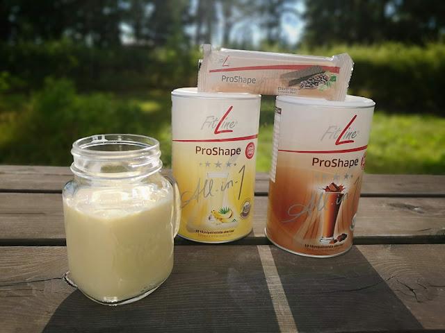 Proshape tuotteet